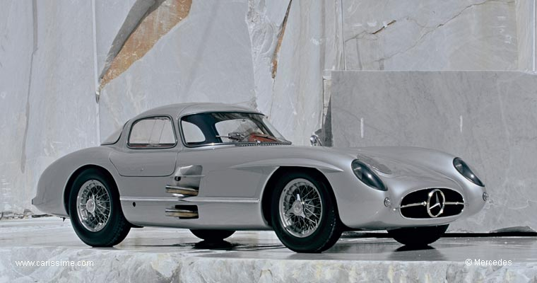 mercedes sl w198 300 slr papillon voiture mercedes sl. Black Bedroom Furniture Sets. Home Design Ideas