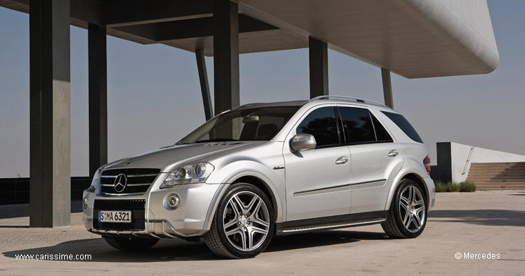 mercedes classe ml 63 amg restyl voiture mercedes ml auto neuve occasion. Black Bedroom Furniture Sets. Home Design Ideas
