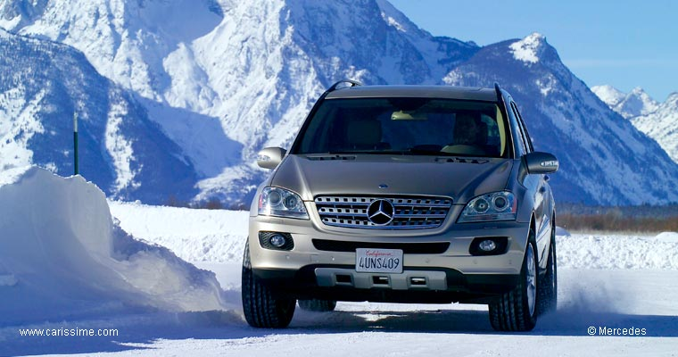 Mercedes ML Occasion