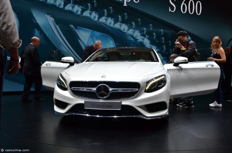 Mercedes au salon automobile de gen ve 2014 photos for Salon d auto geneve