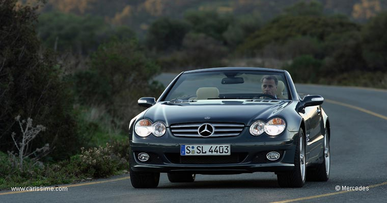 Mercedes Sl Occasion Voiture Mercedes Sl Auto Occasion
