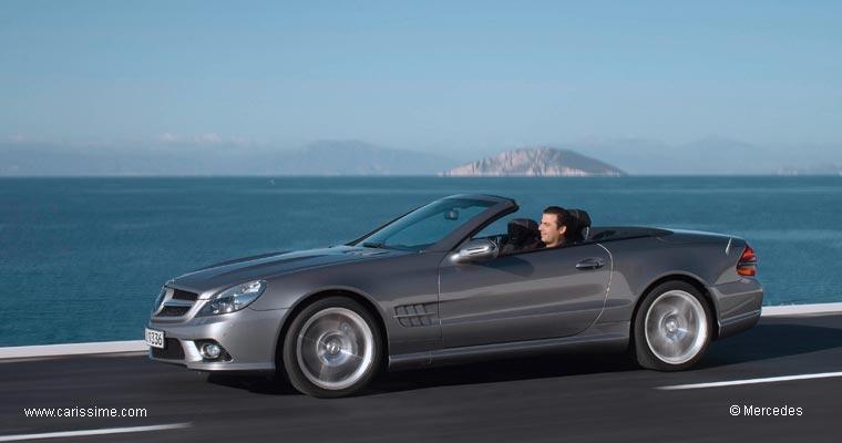 mercedes sl 350 5 restylage 2008 voiture neuve occasion. Black Bedroom Furniture Sets. Home Design Ideas