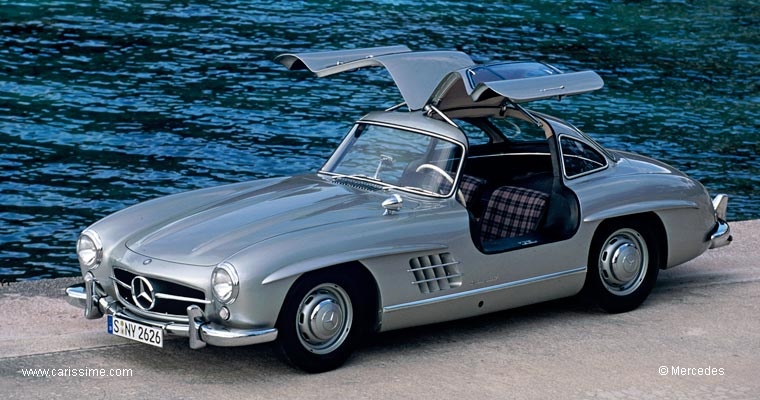 mercedes sl w198 voiture mercedes sl auto occasion collection. Black Bedroom Furniture Sets. Home Design Ideas