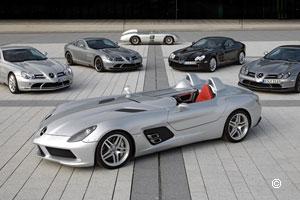 Mercedes Classe SLR : Tout ce que vous voulez savoir Mercedes Classe SLR