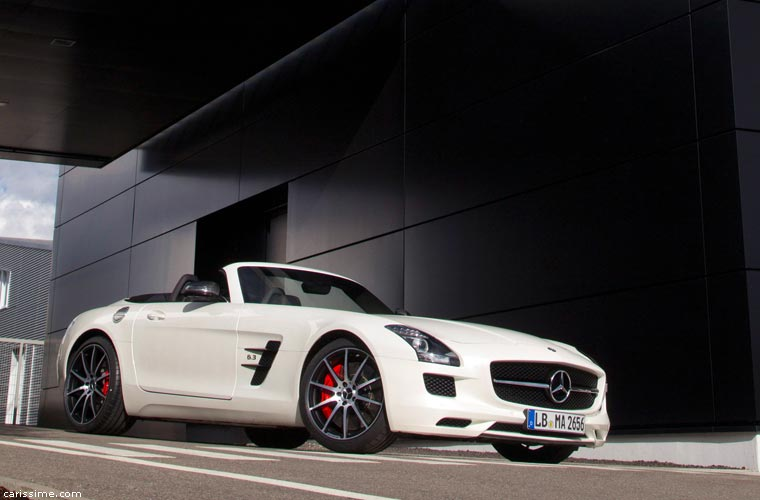 mercedes sls amg gt coup et cabriolet 2012 2013. Black Bedroom Furniture Sets. Home Design Ideas