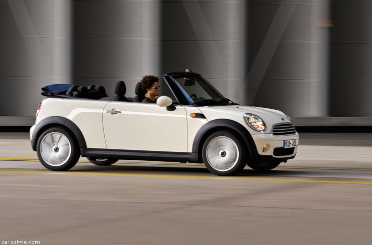 mini 2 cooper cabriolet 2009 photos. Black Bedroom Furniture Sets. Home Design Ideas