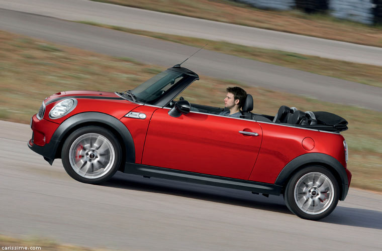 Mini 2 Cabriolet John Cooper Works