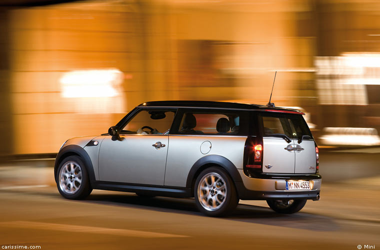 mini clubman 1 2007 2010 voiture polyvalente. Black Bedroom Furniture Sets. Home Design Ideas