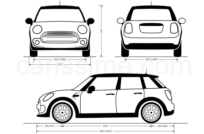 mini 3 2014 5 portes carissime l 39 info automobile. Black Bedroom Furniture Sets. Home Design Ideas