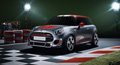 MINI John Cooper Works Concept Car 2014 Detroit