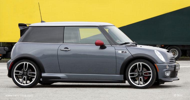 mini cooper john works gt kit voiture mini auto occasion. Black Bedroom Furniture Sets. Home Design Ideas