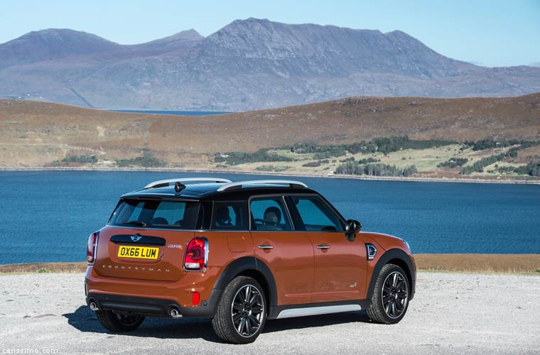 MINI Countryman 2017 Crossover