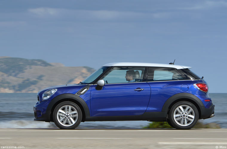 MINI Paceman 4x4 Crossover Polyvalent 2012 / 2014