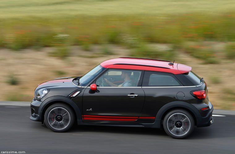 MINI Paceman 2014 Crossover