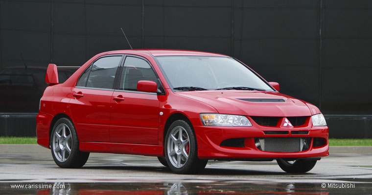 mitsubishi lancer evo viii occasion voiture mitsubishi. Black Bedroom Furniture Sets. Home Design Ideas