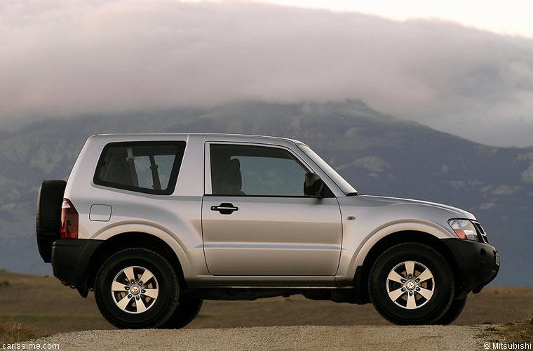 Mitsubishi pajero 3 restylage 2006 voiture 4x4 tout terrain - 4x4 mitsubishi pajero 3 portes occasion ...