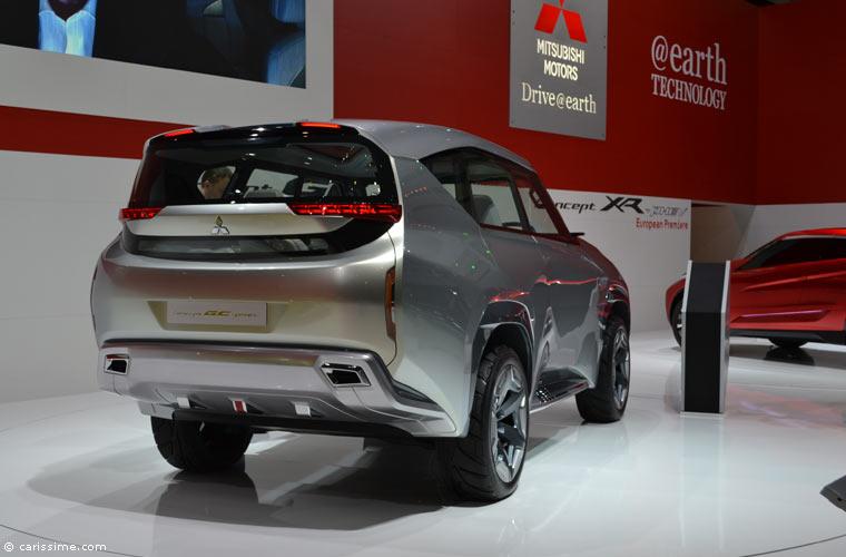 Mitsubishi au salon automobile de gen ve 2014 photos for Salon d auto geneve