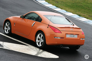 nissan 350z restylage 2007 voiture nissan 350z auto occasion. Black Bedroom Furniture Sets. Home Design Ideas