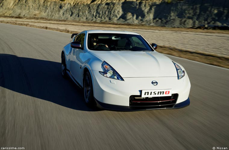 nissan 370z nismo 2013. Black Bedroom Furniture Sets. Home Design Ideas
