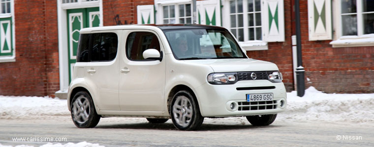 nissan cube voiture nissan cube auto neuve. Black Bedroom Furniture Sets. Home Design Ideas