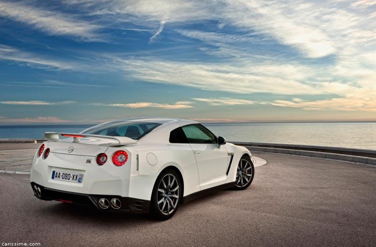 nissan gt r 2011 voiture neuve occasion nouveaut auto. Black Bedroom Furniture Sets. Home Design Ideas