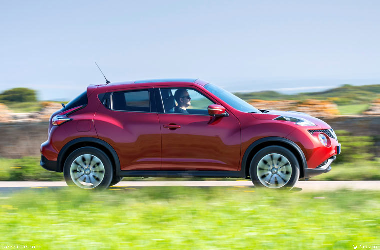 nissan juke 2014 carissime l 39 info automobile. Black Bedroom Furniture Sets. Home Design Ideas