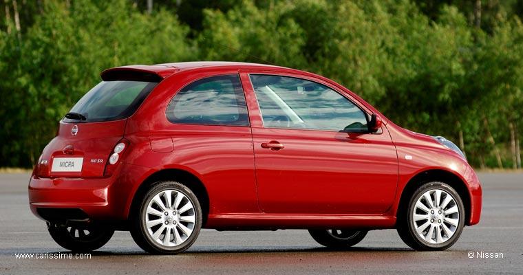Nissan micra 3 voiture neuve occasion nouveaut auto - Porte automatique poulailler occasion ...