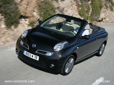 nissan micra c c voiture nissan micra cabriolet auto occasion. Black Bedroom Furniture Sets. Home Design Ideas
