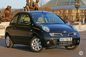Nissan Micra 3 restylage 2007