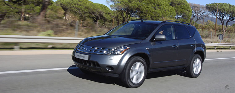 nissan murano voiture nissan murano auto occasion. Black Bedroom Furniture Sets. Home Design Ideas
