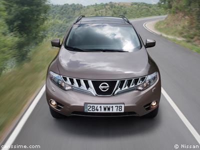 Nissan Murano SUV Luxe Restylage 2008
