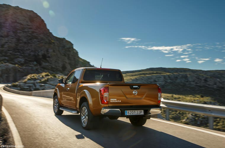 Nissan Navara 2 Pick-up 4x4