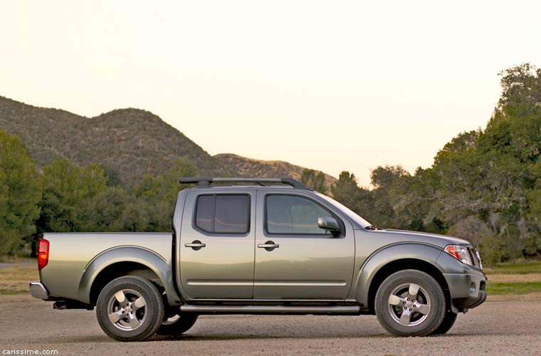 Nissan Navara Double cabine Occasion