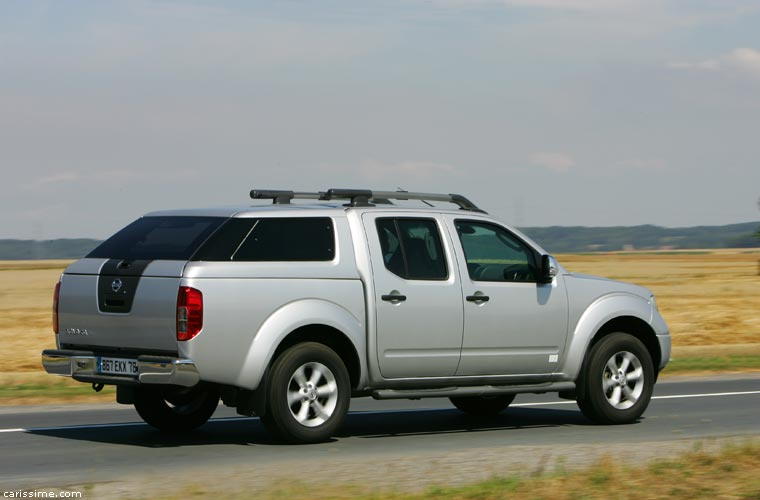 Nissan Navara 1 2005 / 2010 4x4 Pick-Up