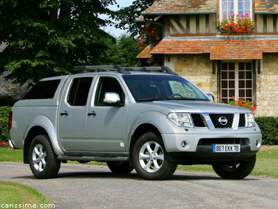 nissan navara 2005 2010 voiture 4x4 pick up. Black Bedroom Furniture Sets. Home Design Ideas