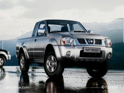nissan np300 pick up voiture occasion. Black Bedroom Furniture Sets. Home Design Ideas