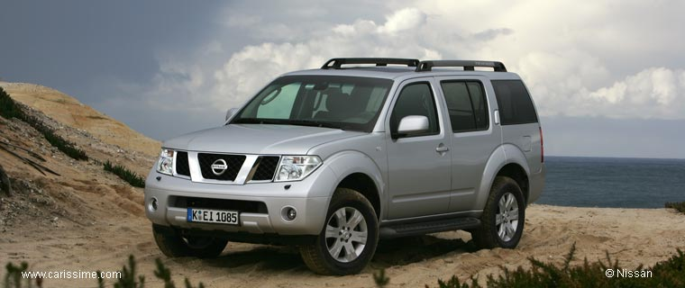 nissan pathfinder voiture nissan pathfinder auto occasion. Black Bedroom Furniture Sets. Home Design Ideas