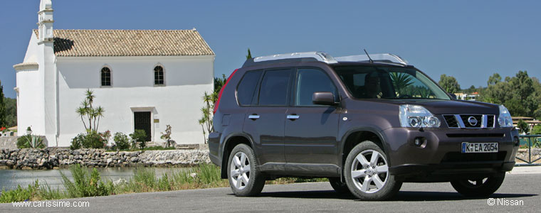 Nissan X Trail 2 restylage 2009 / 2010
