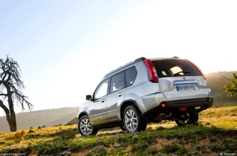 Nissan X Trail 2 restylage 2010 / 2014