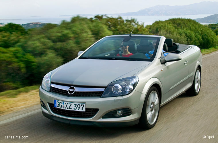 opel astra 3 cc coup cabriolet 2006 2010 voiture occasion. Black Bedroom Furniture Sets. Home Design Ideas