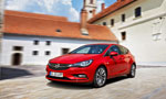 Opel Astra 5 voiture compacte 2015