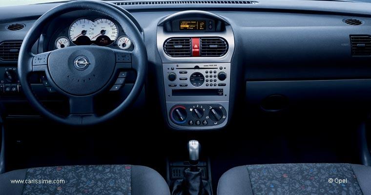 Opel corsa 3 occasion voiture opel corsa auto occasion for Interieur opel corsa 2000