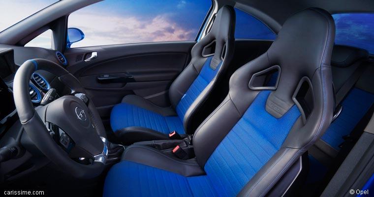 Opel Corsa 4 Opc 2007 2014 Voiture Sportive