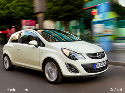 Opel Corsa 4 Restylage 2011 / 2014