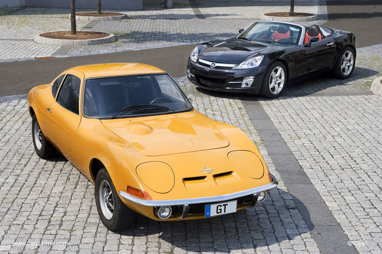 opel gt 1968 voiture opel gt auto occasion collection. Black Bedroom Furniture Sets. Home Design Ideas
