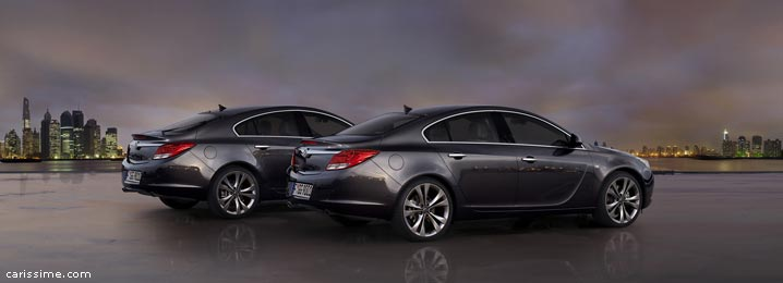 opel insignia 1 2009 carissime l 39 info automobile. Black Bedroom Furniture Sets. Home Design Ideas