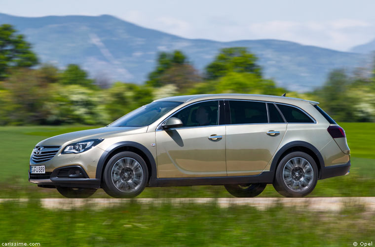 Opel Insignia Coutry Tourer 4x4