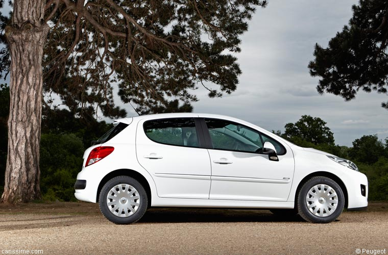 Peugeot 207 restylage 2009 / 2012