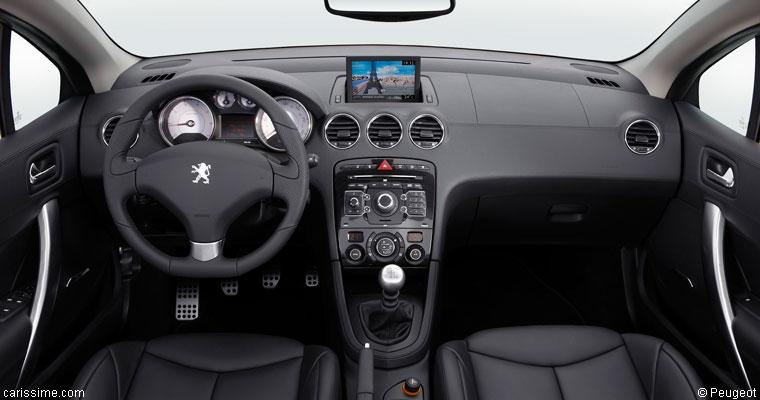peugeot 308 cc 2009 2015 voiture coup cabriolet. Black Bedroom Furniture Sets. Home Design Ideas