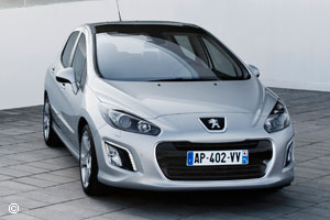 Peugeot 308 1 Restylage 2011 / 2013